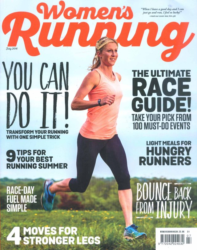 Women's Running Cover